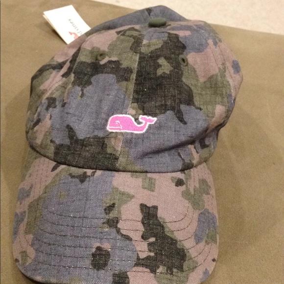 287694a31675f Vineyard Vines Accessories | Camo Colored Hat | Poshmark